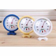 1pc -35~55°C Temperature Meter Analog Humidity Gauge Hygrometer Thermometer AL14