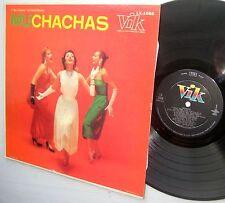 MUCHACHAS Conjunto Los Carinosos LP VIK LX-1088 original deep groove label