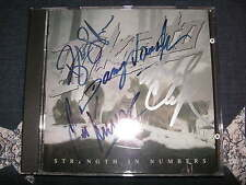 TYKETTO - Strength in Numbers (1994) AUTOGRAPHED!!!!! *MINT*