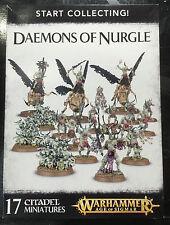 Warhammer Age of Sigmar Fantasy Start Collecting Daemons of Nurgle