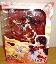 ORIGINAL Sailor Moon Figuarts Zero Rei Hino Mars Marte Tamashii Limited BANDAI