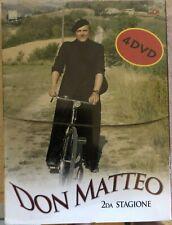 DON MATTEO SECONDA STAGIONE 4 DVD