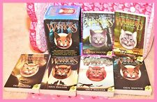 Warrior Cats Omen of the Stars Complete Fourth Series 1 - 6 by Erin Hunter