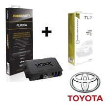 Flashlogic Flrsba Remote Start Add On Module 3x Lock F Corolla 2017 18 Fits Toyota