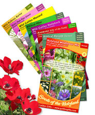 Choice of 6 Packets of Biblical Planting Seeds