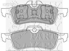 Key Parts Rear Disc Brake Pad Set Pads KBP2142 - GENUINE - 5 YEAR WARRANTY