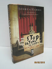 Stop dating the church by joshua harris