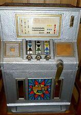 Alter spielautomat Permissa Type B