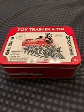 Westminster Train in A Tin