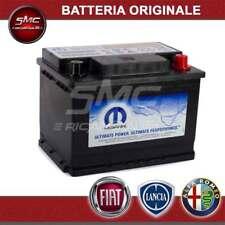 BATTERIA ORIGINALE FIAT LANCIA ALFA ROMEO 12V 60AH 540A POSITIVO DX 71751141