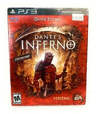 Dante's Inferno Divine Edition (Playstation 3, PS3) BRAND NEW SEALED