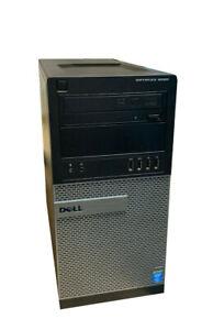 Dell Optiplex 9020 Tour PC i5-4570S 16 GB ram 240 GB SSD firepro V4900 Win10