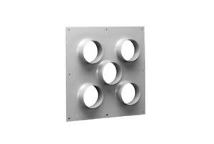Vent-Axia 5 Spigot Multi Plate (560735) RRP £130+