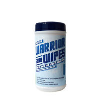 UNSCENTED Boxing Glove Wipes - Warrior Gear Wipes   Gym/Glove/Sports Gear Wipes