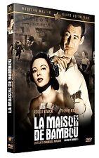 "DVD ""La maison de bambou""  Robert Stack - Robert Ryan  NEUF SOUS BLISTER"