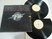 "Fm The Original Movie Soundtrack Queen Steely Dan 2 X LP Vinyl 12 "" G VG"