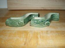 WADE ceramic green logs