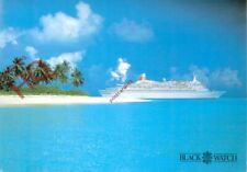 Picture Postcard:;FRED OLSEN CRUISE LINES, BLACK WATCH