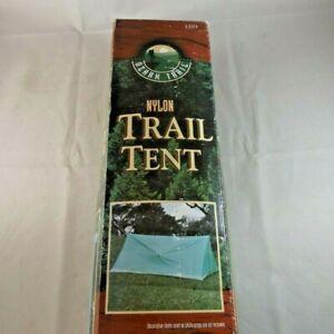 Ozark Trail Nylon Trail Tent 2 Person 5' x 7' x 3' Hiking Backpacking New