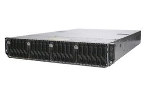 Dell PowerEdge C6220 4 x Node Server 8 x E5-2670 8-Core 1024GB RAM 8 x 1TB RAID