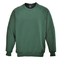 Portwest Men Roma Heavyweight Sweatshirt Various Color and Size B300