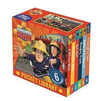 Fireman Sam Pocket Library by Egmont Publishing UK Hardback NEW Book