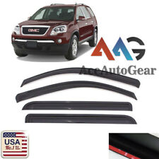 Smoke 07-10 Saturn Outlook 07-12 GMC Acadia Window Deflector Visor Shade Guard