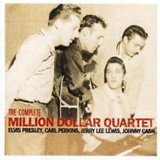 Elvis Presley : Complete Million Dollar Quartet CD (2006) ***NEW***