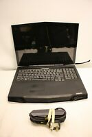 DELL ALIENWARE M17X P01E GAMING LAPTOP INTEL CORE 2 EXTREME COMPUTER FOR PARTS