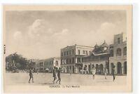 AFRIQUE , DJIBOUTI , LA PLACE MENELIK