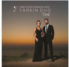 Yarkin Duo - Baturay Yarkin & Nagme ONE CD   INSTRUMENTAL Turkish New 2017