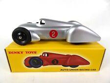 Auto Union Racing Car grise - DINKY TOYS DeAgostini VOITURE MODEL CAR - 23D