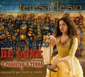 Sleeping E Fire (Deluxe Edition) [2 CD] - Teresa De Sio Edel Records