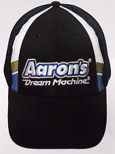 AARON'S DREAM MACHINE NASCAR Advertising HAT CAP Brian Vickers Michael Waltrip