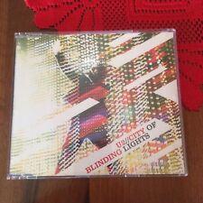 U2 – City Of Blinding Lights Uk cd single Bono rock Ireland CIDX 890