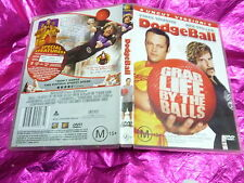 DODGEBALL (UNCUT VERSION) : (DVD, M15+)