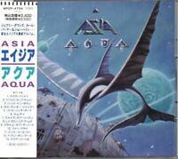 Asia Aqua JAPAN CD with OBI WPCP-4754
