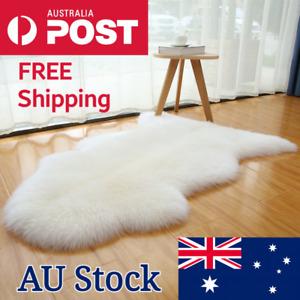 Australian/New Zealand Luxury Genuine Sheepskin Lambskin SECOND-GRADE Rug