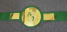 WWE 24/7 Champion Wrestling Championship Belt Best Replica Wrestling Belt