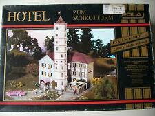 """Pola 700825 Hotel """"Zum Schrotturm"""" limitiertes Exklusiv-Modell H0"""