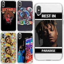 RIP Rest In Peace Juice Wrld Phone Case For iPhone 11 Pro Max XS XR 5 6 7 8 Plus