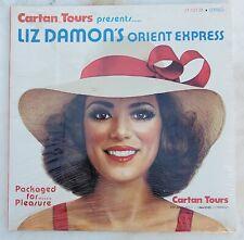 Cartan Tours Presents Liz Damon's Orient Express-Packaged For Pleasure-LP-SEALED