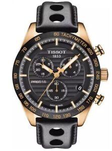 Tissot PRS 516 Chronograph Mens Watch T100.417.36.051.00 T1004173605100