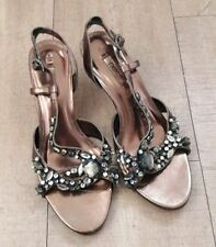 Next Synthetic Leather Slingbacks Women's Sandals & Beach Shoes