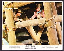Lobby Card~ THE WAR WAGON ~1967 ~John Wayne ~Robert Walker Jr ~Western