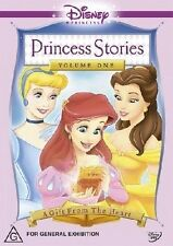 Princess Stories - A Gift From The Heart : Vol 1 (DVD, 2005)