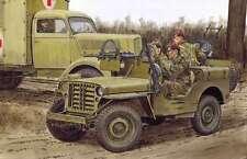 Dragon 1/35 #6725 SAS 1/4 Ton 4x4 Truck ETO