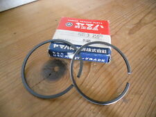 NOS Yamaha YDS3 YDS-3 Piston Ring Set 0.25 (1ST O/S) 156-11601-00