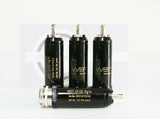 WBT 0102AG silver RCA connectors *4pcs red  white +1pcs 0488