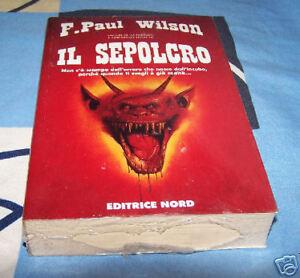 Il sepolcro F. Paul Wilson Le Ombre 14
